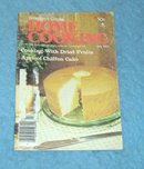Vintage Magazine - Home Cooking July 1977