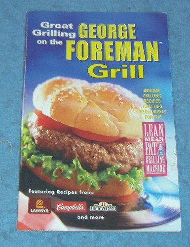 Manual - George Foreman Grill Cook Book