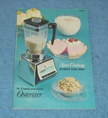 Vintage Manual - Osterizer Blender with Recipes