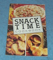 Vintage Cook Book - Snack Time