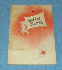 Cook Book - Baking Secrets