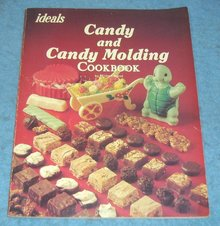 Vintage Cook Book - Ideal's Candy and Candy Molding