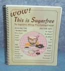 Vintage Sugar Free Cookbook