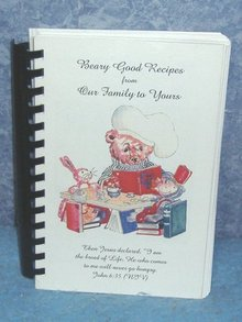 Vintage Cookbook Beary Good Recipes From Our Family to Yours