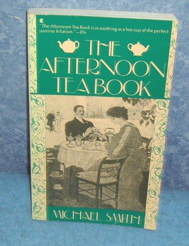 Vintage The Afternoon Tea Book Cookbook