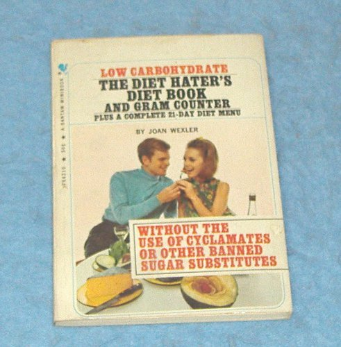 Vintage Diet Book & Gram Counter Cookbook