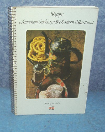 Vintage Cook Book - American Cooking Eastern Hartland