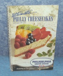 Cook Book - Ultimate Philly Cheesecakes