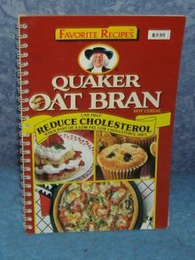 Vintage Quaker Oat Bran Cookbook
