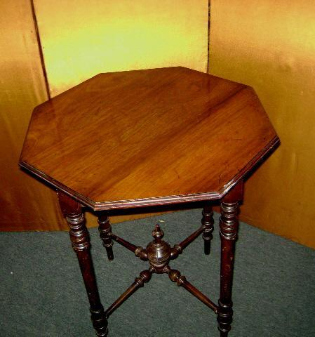 WONDERFUL 19th C. English Victorian sideTable