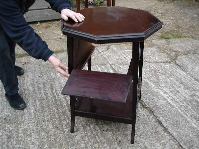 Antique  Quality 19th Style Side Table