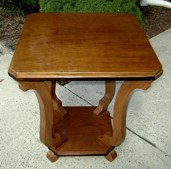 1930s Period  Beautifully designed Art Deco Side Table
