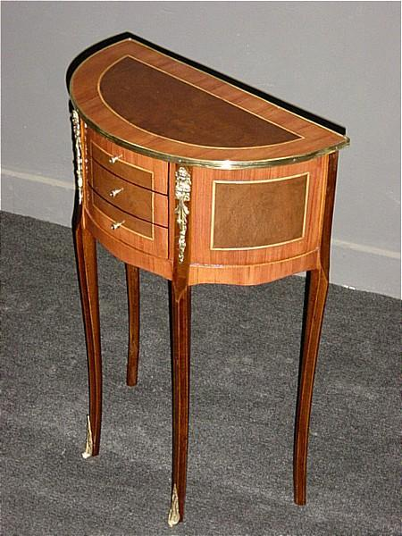 Nice and elegant Louis XV style side table