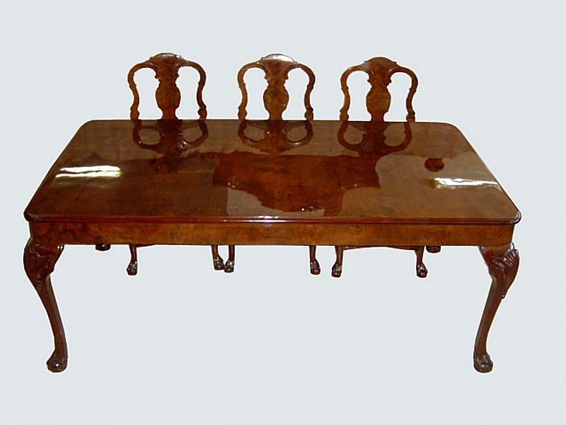 Fabulous Dining SET chippendale style Mahogany