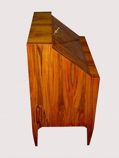 SUPERB Quality Italian Lombardy style slant desk