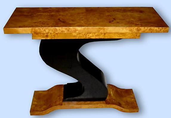 TOP QUALITY elegant  ART-DECO style console