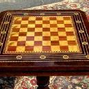French superbly inlaid Chess Board Table