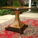 Masterpiece Vienna Biedermeier style card table