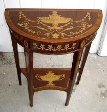 LOVELIEST!!! Napoleon III style  Console