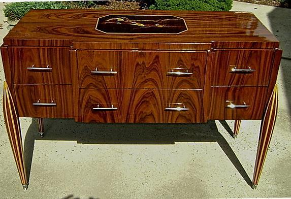 KILLER Sideboard in the best Art Deco Style