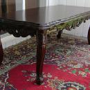 Classic VERY Large Louis XV Mahogany coffee table