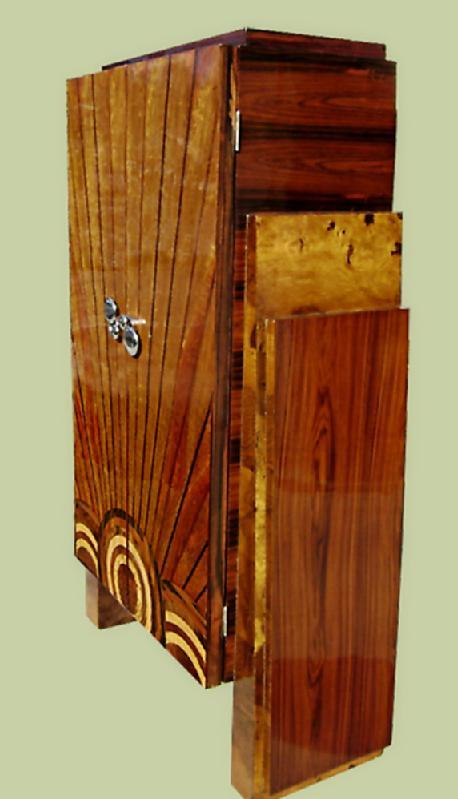 Terrific Design Cabinet  in Art Deco style