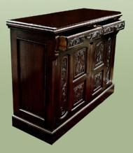 BEST QUALITY Victorian style Solid Mahogany Sideboard