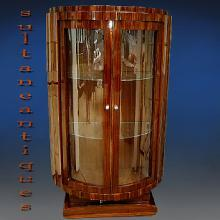 Pure Classic Cabinet rosewood Art Deco inspired