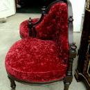 SPLENDID Double Seater Victorian Style Reception Chair