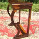 Biedermeier style console