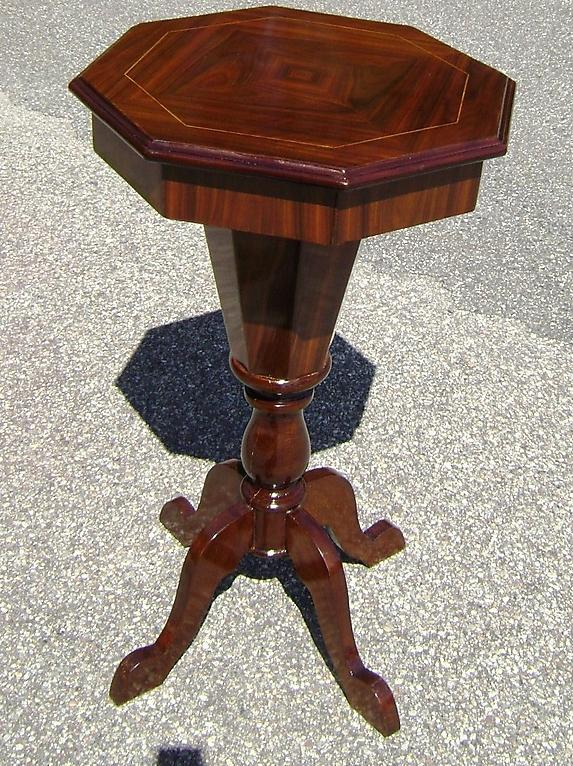 ADORABLE English Victorian Style work table