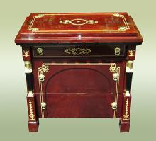 Stunning French Empire Napoleon style Chest