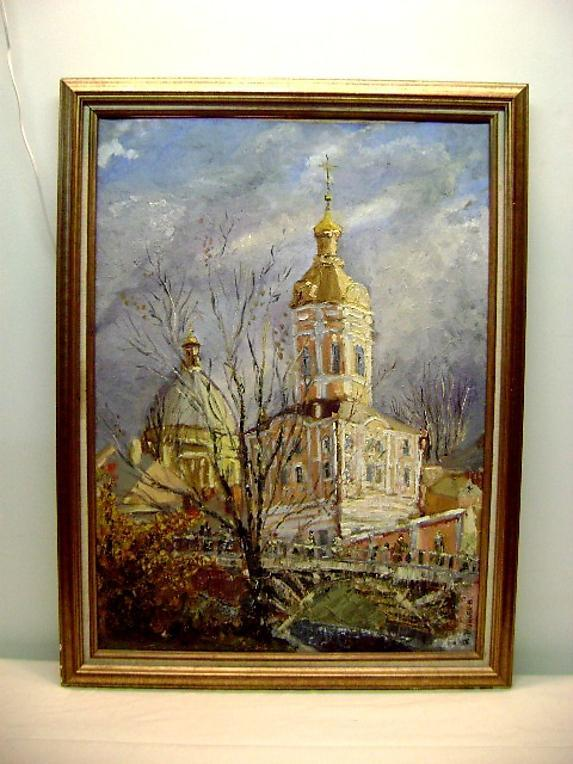 church of St Alexander St Petersburg by Igor Moisseiev