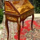 Russian Empire Style drop leaf Desk