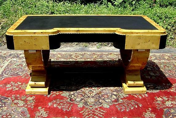 Presidential 74 INCHES Art Deco style Desk