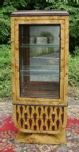 Cabinet in Art Deco style  Vitrine