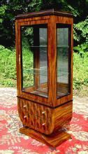 Cabinet Art Deco style Makassar Vitrine