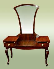 FINEST classic1930's French PERIOD Art Deco Vanity