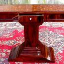 Fine Art Deco style Rosewood console.