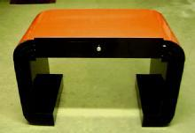 Terrific two toned typical Art Deco style desk
