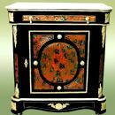 Fabulous French antique Boulle style cabinet