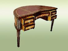 luxurious Italian 17th C. Style Florentine Desk
