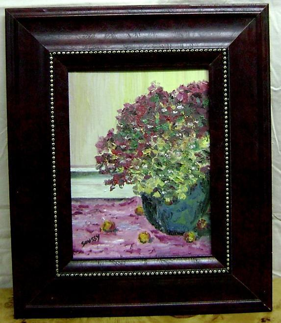 SUPERB Flowers  Bouquet Painting by SOUSSY