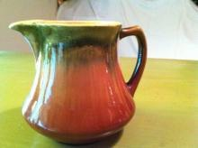 Dipped Ceramic Pitcher