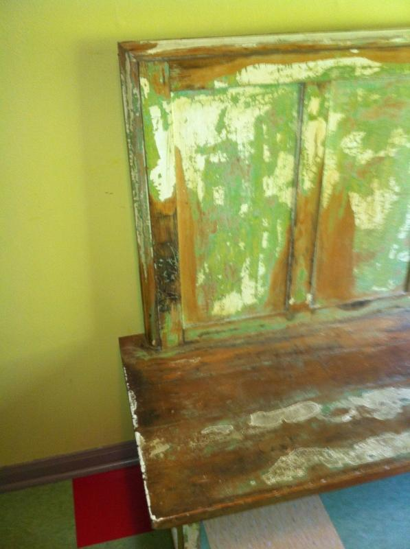Rustic Paint Peeling