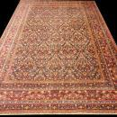 PERSIAN MASHAD DOROUSHT ANTIQUE CARPET/RUG