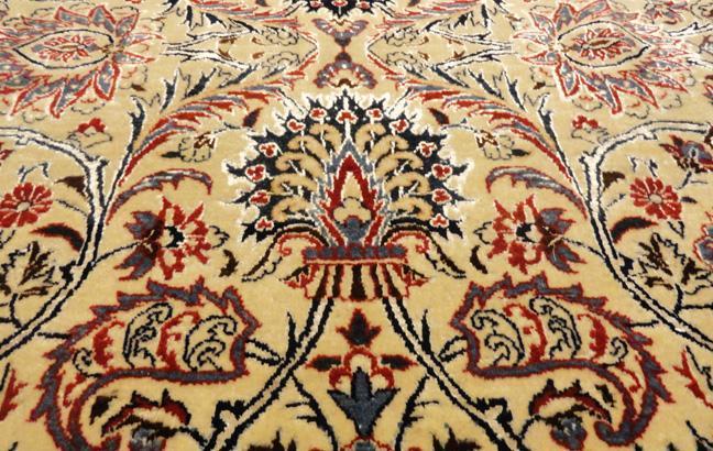 PERSIAN NAIN TUDESH VERY FINE CARPET/RUG