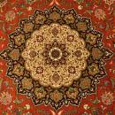 PERSIAN TABRIZ MASTERPIECE JAVAD GHALAM CARPET/RUG