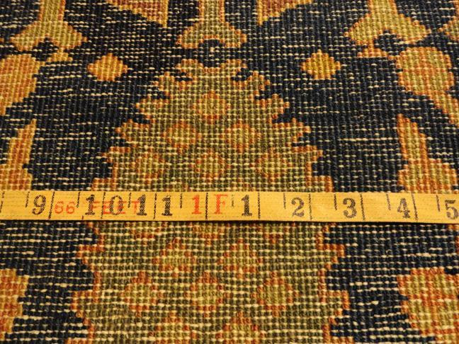 TURKISH AGRA ANTIQUE CARPET/RUG