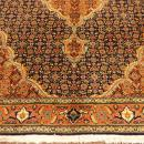 PERSIAN TABRIZ SARAB HERATI WOOL SMALL CARPET/RUG
